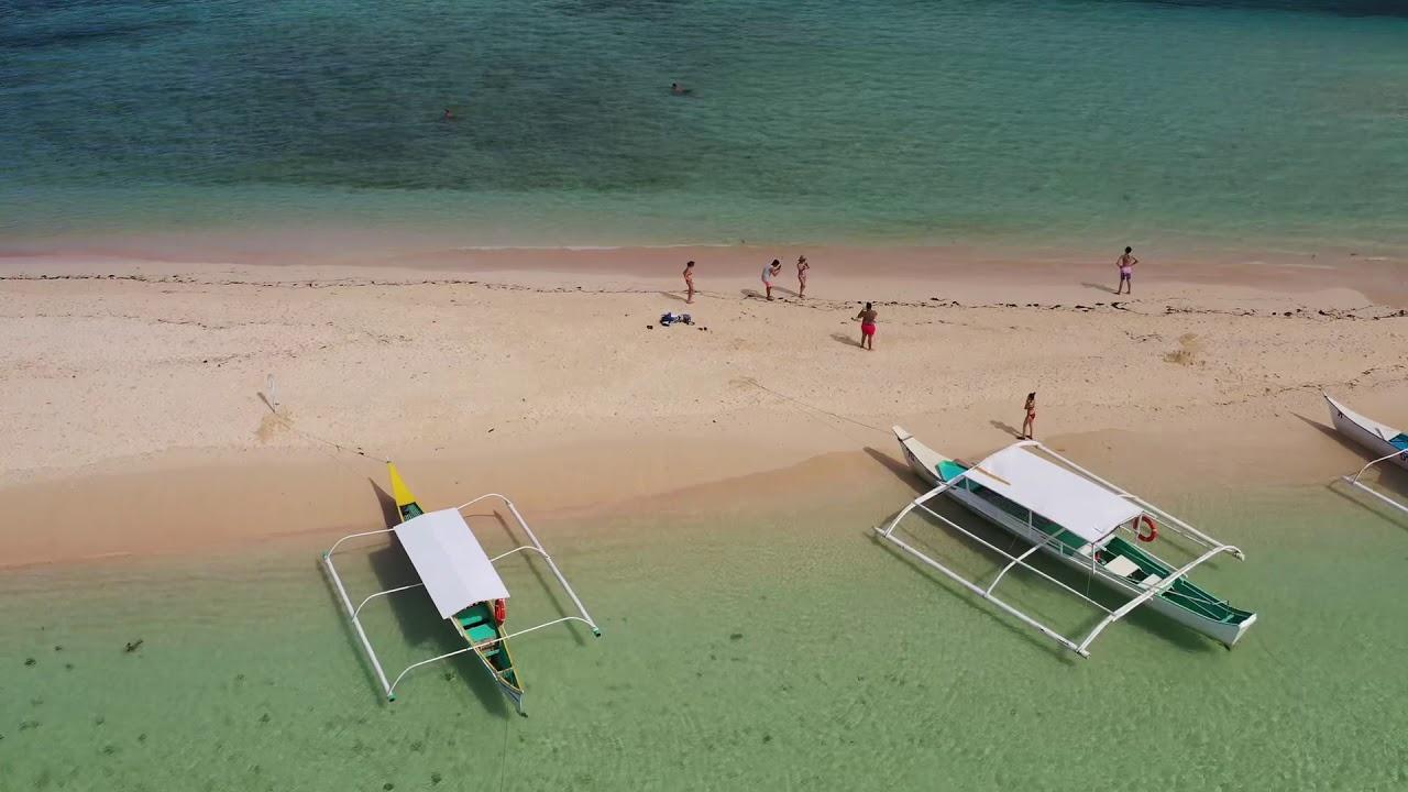 NAKED ISLAND?! Siargao, Philippines island hopping tour