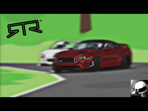 '18 Ford Mustang RTR MOD FR Legends (Game Mod On Galaxy A7 2018)