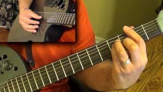 Guitar Tutorial - No Ordinary Love -Sade