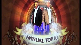 GIN & REES - B4U ANNUAL TOP 10 CHART SHOW ON CHANNEL 781 24th DEC & 31st DEC 2013.