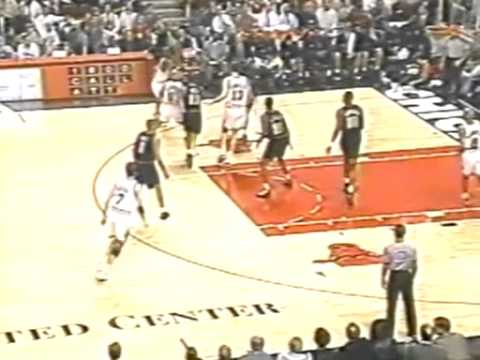 NBA Greatest Duos: Michael Jordan & Toni Kukoc vs Nuggets (1996)