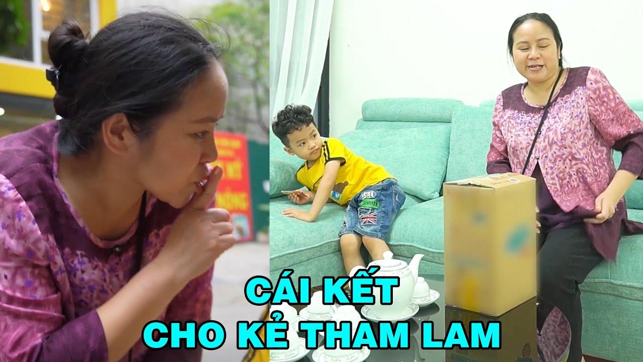 Nhân Quả - Tập Full #8: Bà Lão Tham Lam, Hám Của Giật Đồ Của Người Khác Và Cái Kết