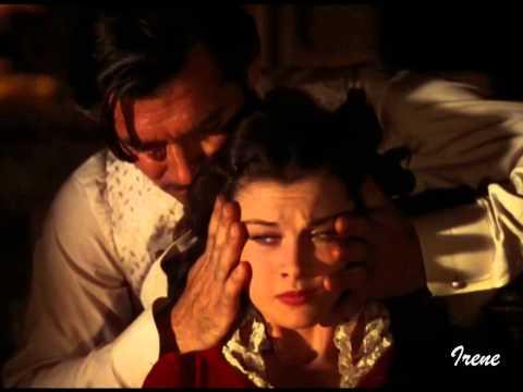 A tribute to Vivien Leigh as Scarlett O'Hara