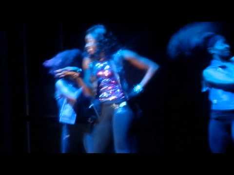 "Coco Jones - ""That's What I Said"" (live)"