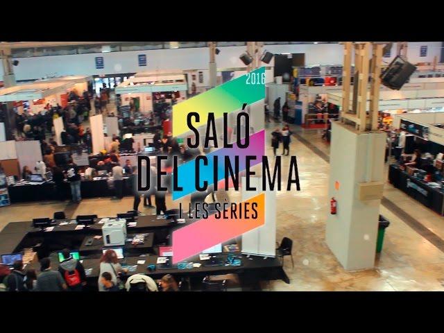 Salón del cine y las series | Sábado 30 de Enero de 2016