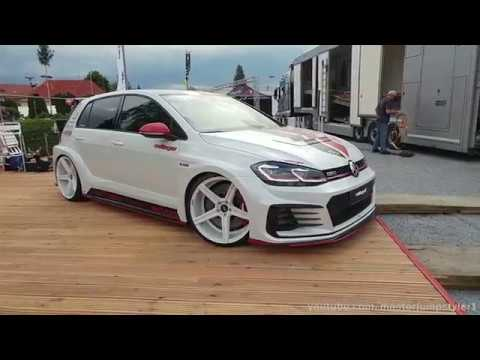 VW GOLF GTI TCR // 2018 // OETTINGER TUNING & SOUND - YouTube