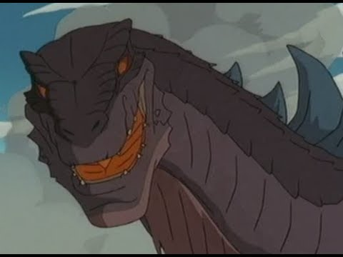 Godzilla: The Series - Intro / Outro Theme Music