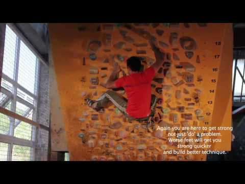 Wild Country Steep Board Training - Part 1 - Basics - With Ned Feehally + James Blay