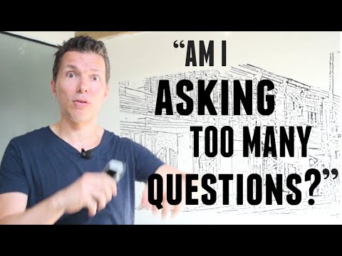 Talking To Girls - Are You Asking Too Many Questions? (Conversation Questions Answered)