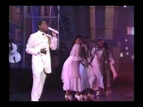 BabyFace Never Keeping Secrets (Live 1993)