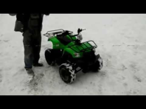 Квадроцикл IRBIS ATV-70U