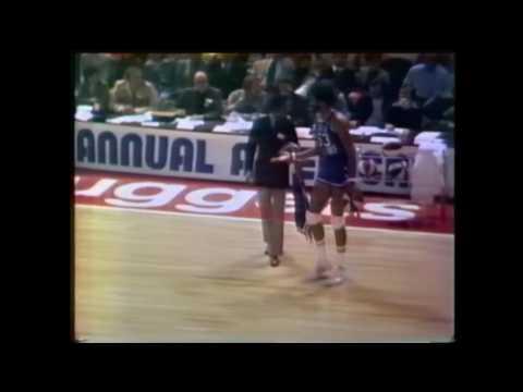 Artis Gilmore - 1976 ABA Slam Dunk Contest