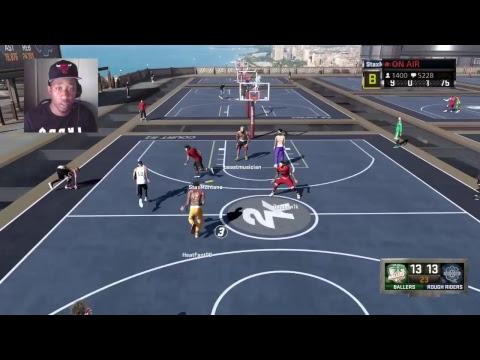 NBA 2K16 MyPARK LIVESTREAM - CHASING LEGEND 1! TIME TO START STREAKING