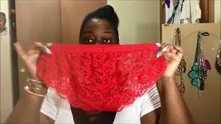 AliExpress Accessories and Plus Size Lingerie Haul