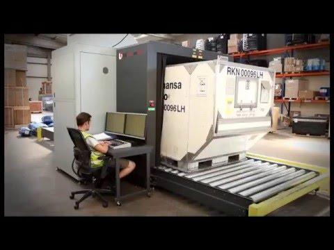 L 3 Cargo X Ray Screening Systems platinum zone 00971555554976