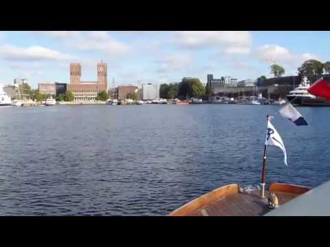 Oslofjord cruise.