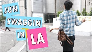 Our first time ever in LA!!