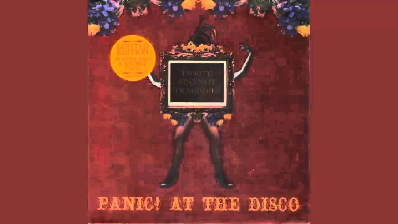 Panic At The Disco I Write Sins Not Tragedies Mp3 Download