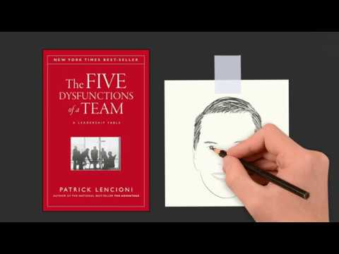 THE 5 DYSFUNCTIONS OF A TEAM by Patrick Lencioni | Core Message