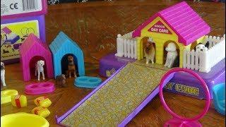 Juguete Antiguo Doggie Day Care