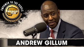 Andrew Gillum Talks Government Shutdown, Immigration + Fighting To Turn Florida Blue