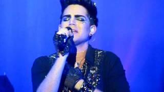 Скачать Adam Lambert Soaked Knoxville TN Jul 6 2010
