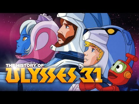 The History of Ulysses 31: A Worldwide Hit Barely Registered in the US