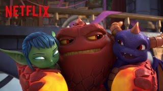 Skylanders Academy | Trailer ufficiale | Netflix [HD]