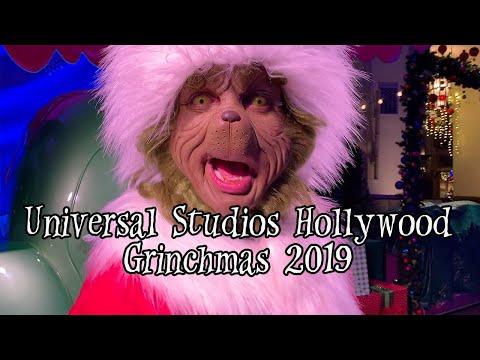 Creepy Quest: Grinchmas 2019 Universal Studios Hollywood