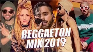 Reggaeton Mix 2019 - Lo Mas Escuchado Reggaeton 2019 - Musica 2019 Lo Mas Nuevo Reggaeton