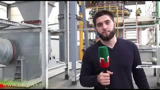 """В Чеченской Республике продолжается строительство технопарка """"Казбек"""""""