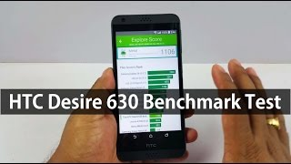 HTC Desire 630 Dual SIM Benchmark Test - HTC Desire 630 Review - Nothing Wired