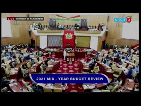 2021 MID-YEAR BUDGET REVIEW ( JULY 29, 2021)