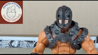 Marvel Legends BULLDOZER  -  БУЛЬДОЗЕР