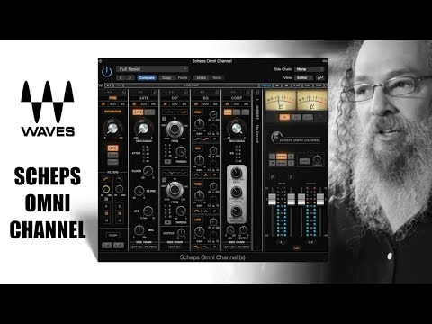 Waves Scheps Omni Channel | Plugin Review