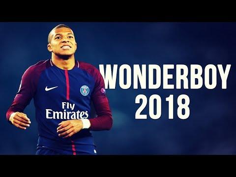 Kylian Mbappé - Wonderboy   Skills & Goals   2017/2018 HD