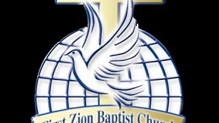First Zion Baptist Church Easter Sunday