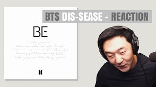DJ REACTION to KPOP - BTS DIS-EASE