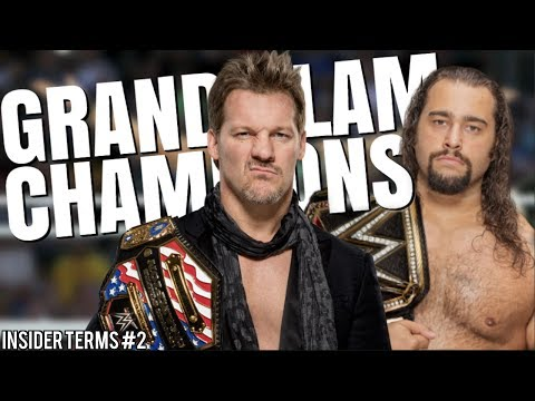 Grand Slam Champion EXPAILNED (Insider Terms #2)