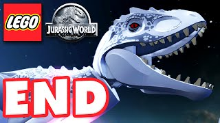 LEGO Jurassic World - Gameplay Walkthrough Part 20 - ENDING! (PC)