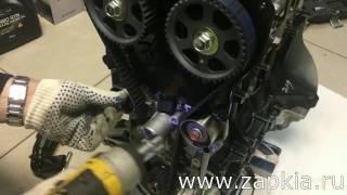 Разборка двигателя S6D 1.6 Kia Spectra. Часть 2