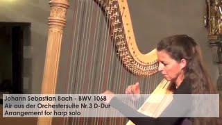 Air - Johann Sebastian Bach, Silke Aichhorn - Harfe / Harp