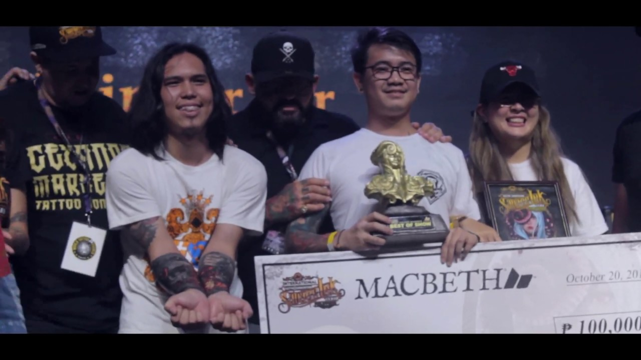100k For Best Of Show At Savage Ink International Tattoo Convention 2019 Youtube