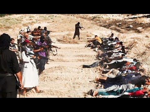 Irak : photos de soldats irakiens exécutés