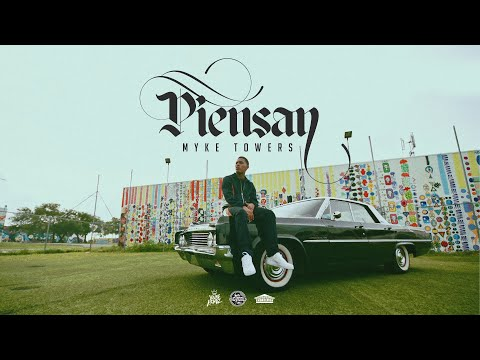 Myke Towers - Piensan (Video Oficial)