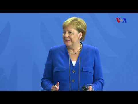 Ərdoğan və Merkel görüşündə Gülən anlaşılmazlığı