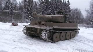 Боевая техника Великой Отечественной Войны