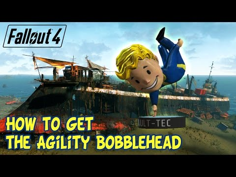 How to Get the Agility Bobblehead (Wreck of the FMS Northern Star)