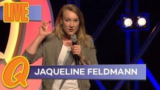 Jaqueline Feldmann - Lästerschwestern mit Thermomix   Quatsch Comedy Club LIVE