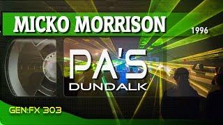 DJ Mick Morrison - PA